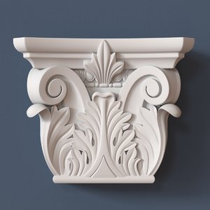 pilaster capital max