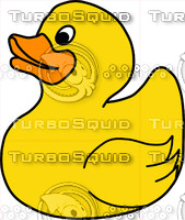 Vector Rubber Duck