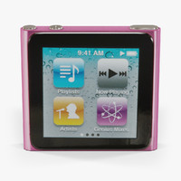 3d model apple ipod nano generation