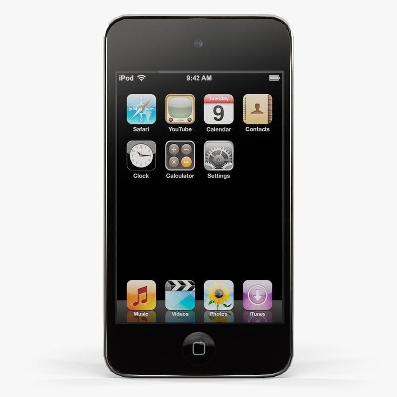Apple iPod touch 4 Generación