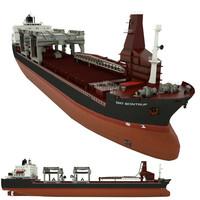 cargo vessel smt bontrup 3d max