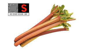 rhubarb 8k 3d max