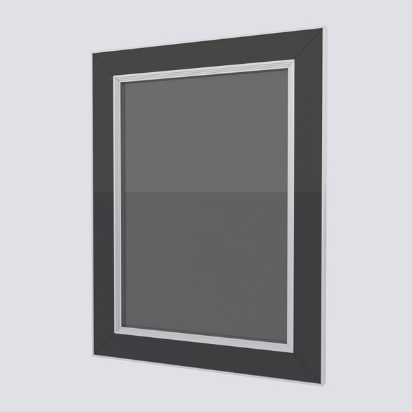 3dsmax picture frame