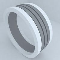 3d design jewellery model