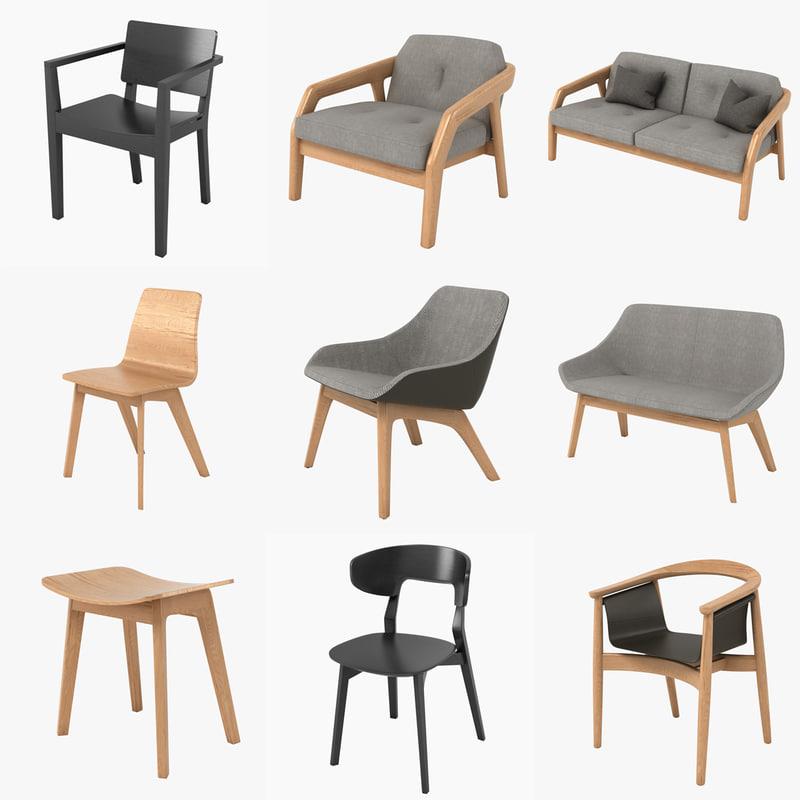 3ds max zeitraum furniture