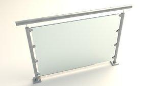 steel railing max