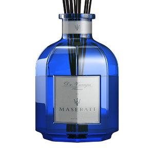 3d model maserati fragrance dr vranjes