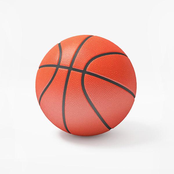 basket ball basketball obj