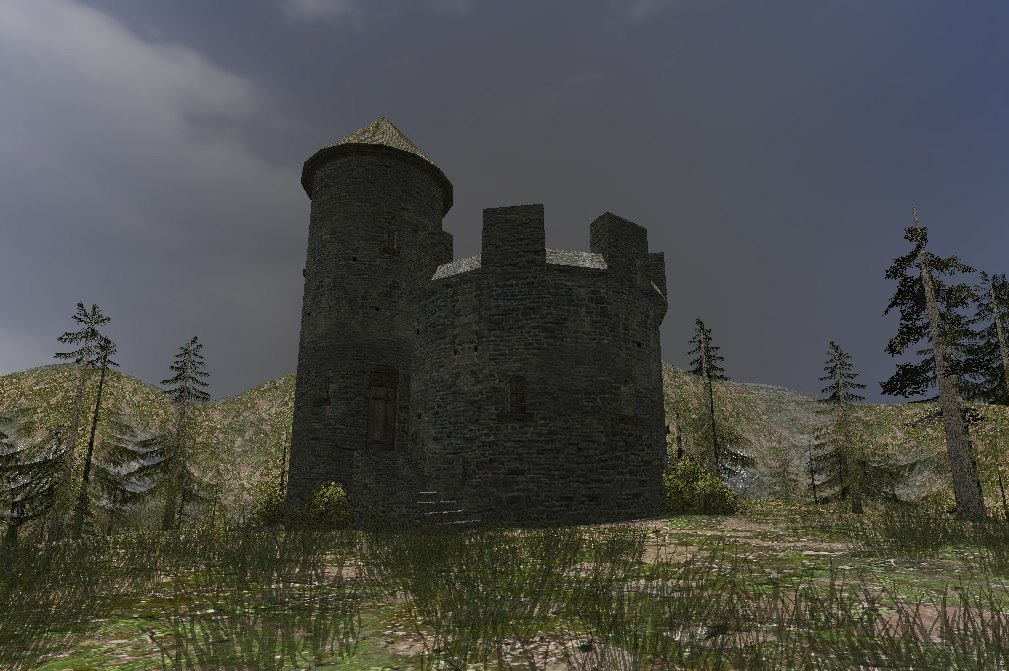 small tower 3d 3ds