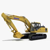 Komatsu Excavator PC300