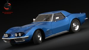 max chevrolet corvette zr-1 1970