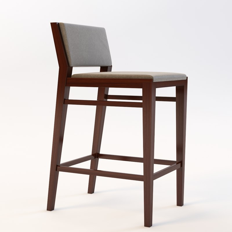 max bar chair