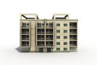 max apartment building