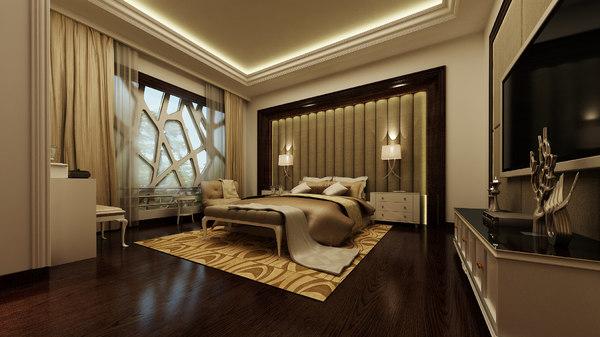 interior design master 3d model
