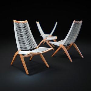 max woven-armchair