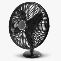 c4d blade fan -