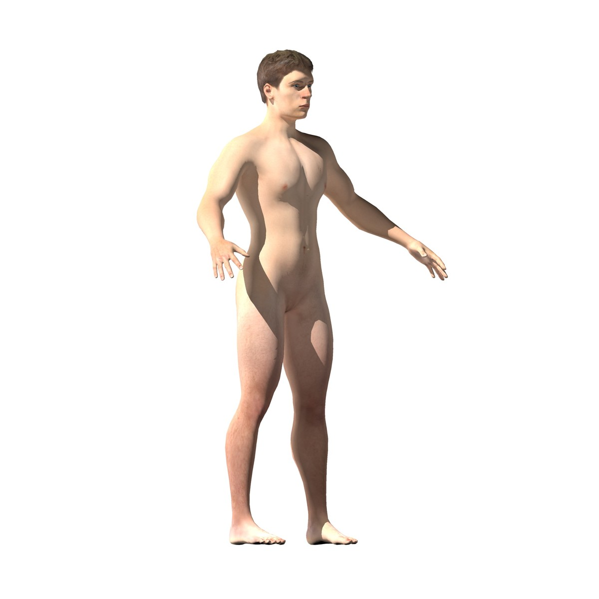 man human character max