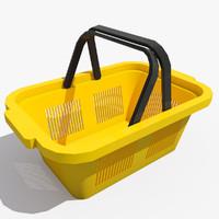 3d basket