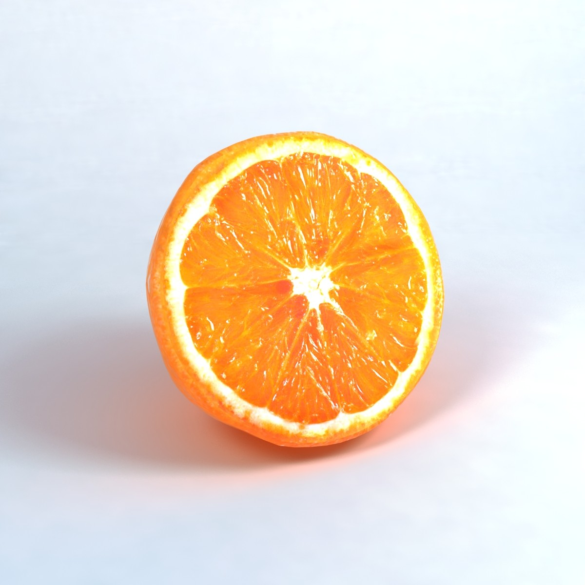 resolution orange juicy 3d max