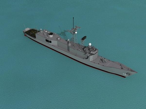 max frigates class