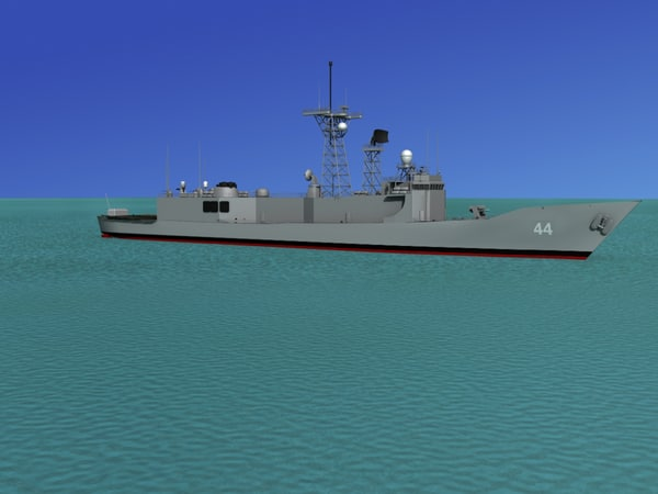 frigates class obj