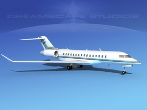 global express bombardier 8000 dwg