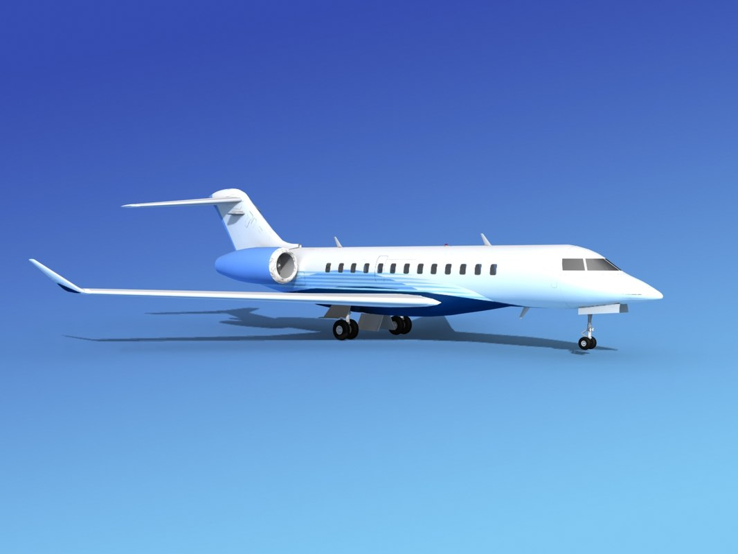 turbines bombardier global express dwg