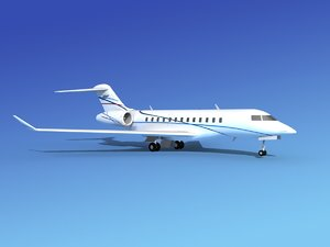 turbines bombardier global express 3d lwo