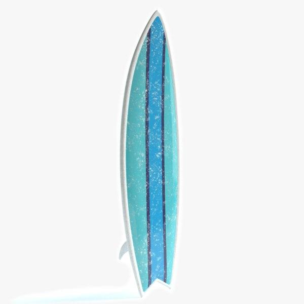 blend surfboard surf board