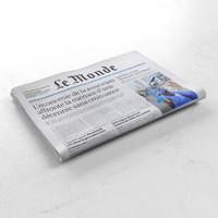 3dsmax le monde newspaper