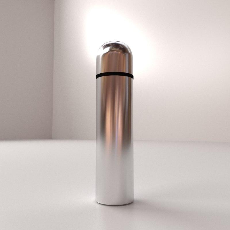 3d vacuum flask