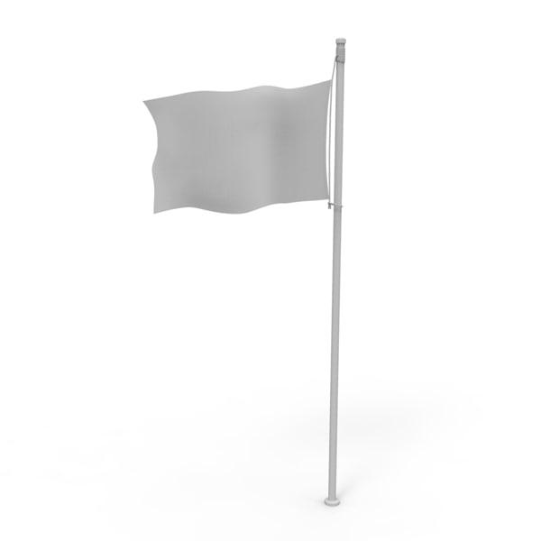 flag 3d max