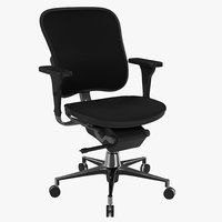 Office Chair 2 3D Model