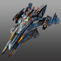 max scifi starfighter