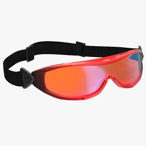 3ds ski glasses 3
