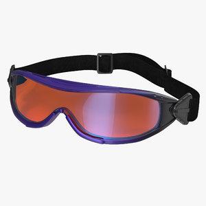 3d ski glasses 3 generic