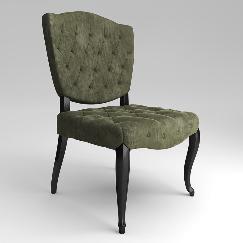 db000360 chair dialma brown 3d model