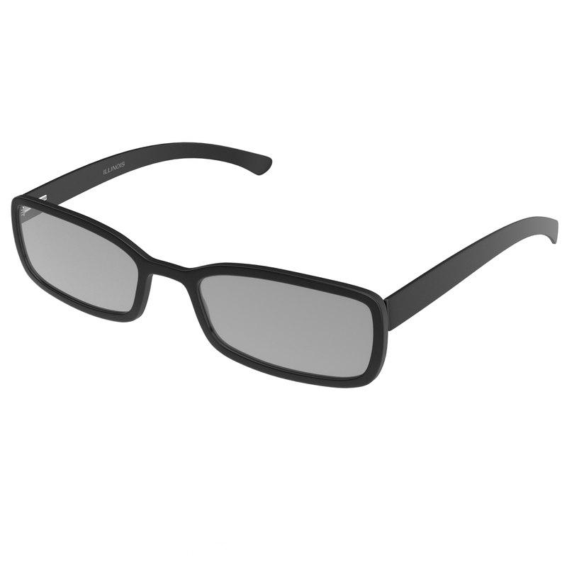 3ds max glasses 5
