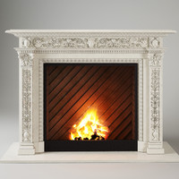 fireplace artworks dionis max