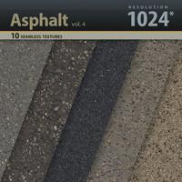 Asphalt Textures vol.4