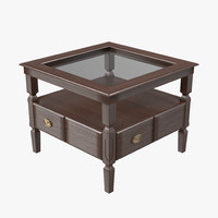 fiesole table 3d 3ds