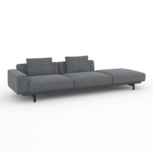 obj yard lema sofa