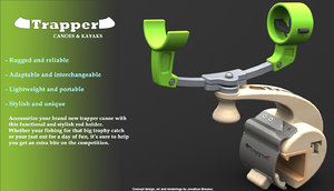 3ds max rod holder