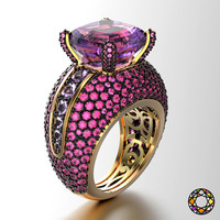 Fashion ring 0081