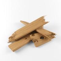 maya wood materials