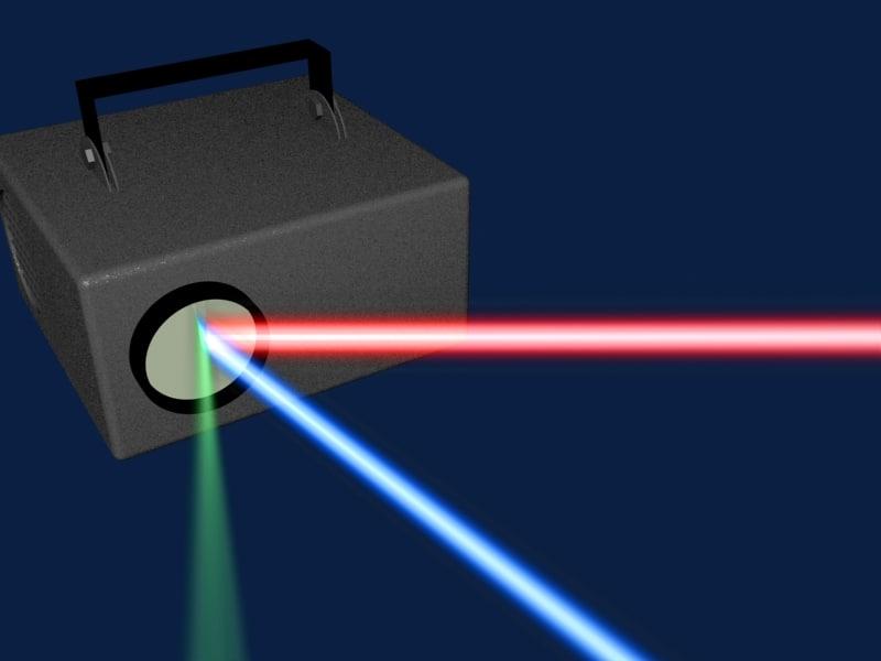 max dj laser rgb