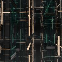 Futuristic Interior 015