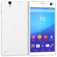 sony xperia c4 white 3ds
