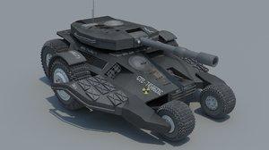 max tank darkness