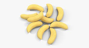 gummy bananas model